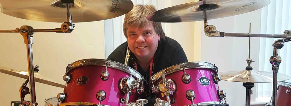 Marty Fullard - Drum Therapist
