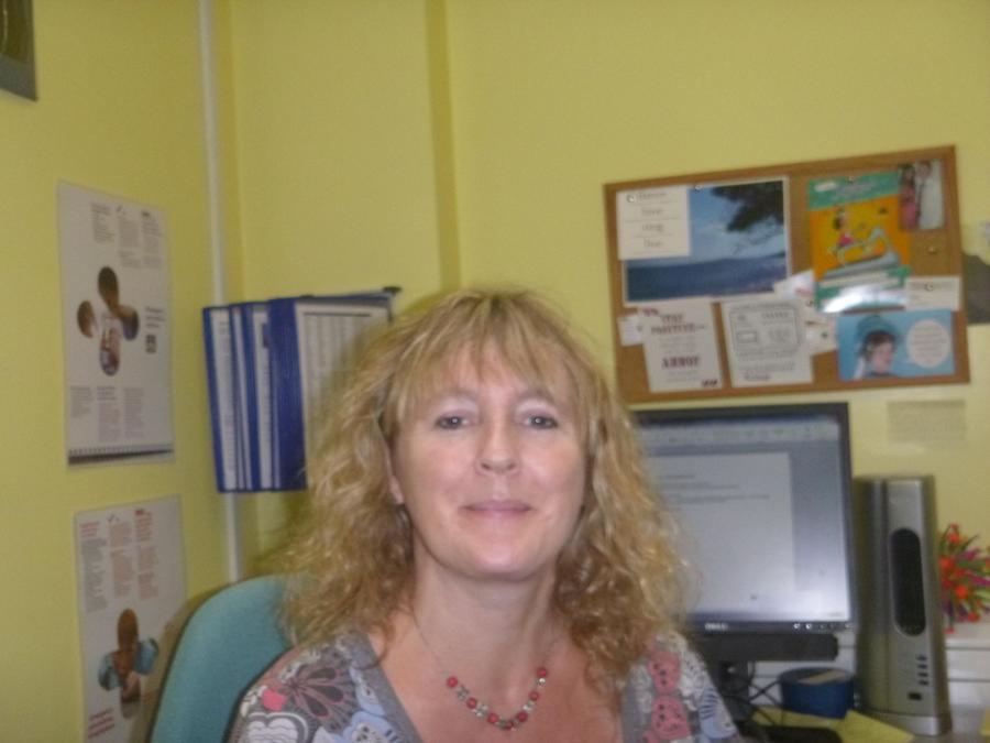 Mrs Hallitt - Deputy Head