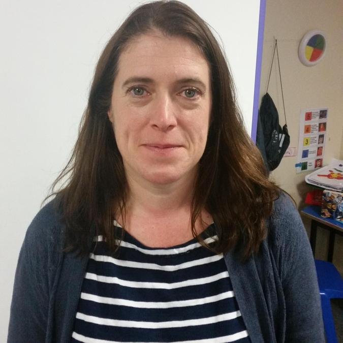 Mrs Wright - Lead Practitioner