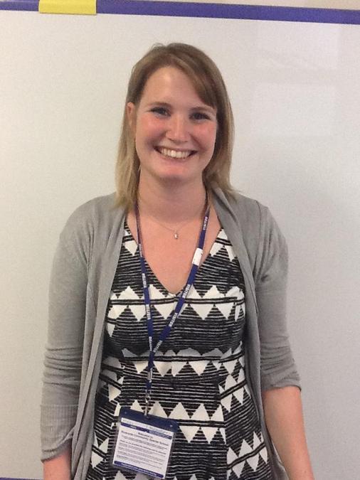 Miss Mary Llewelyn - Outreach Teacher