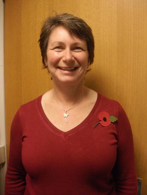 Mrs Karen Usher