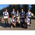 The Netball Team!