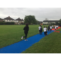 Year 1 Run a mile