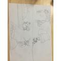 Enes's drawing