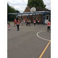 Year 4 St Lukes Games afternoon