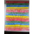 Aariz's 3D handprint