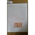 Aariz's writing