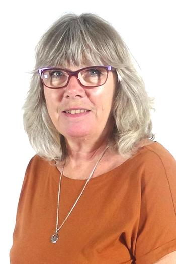 Mrs J Smith, Relief HLTA & Stock Administrator