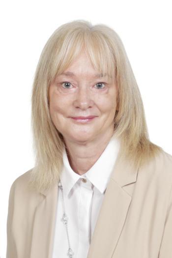 Mrs J Barnes, HR Administrator