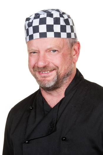 Mr R Langlois, Catering Manager
