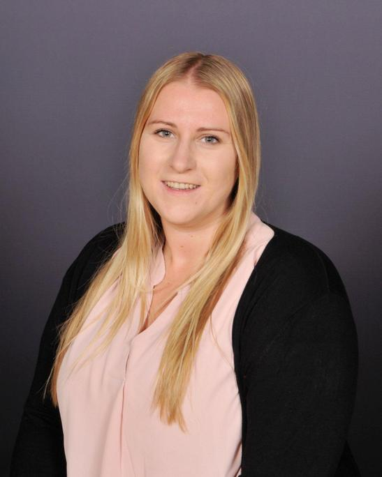 Miss Cameron, Teaching Assistant and Special Support Assistant