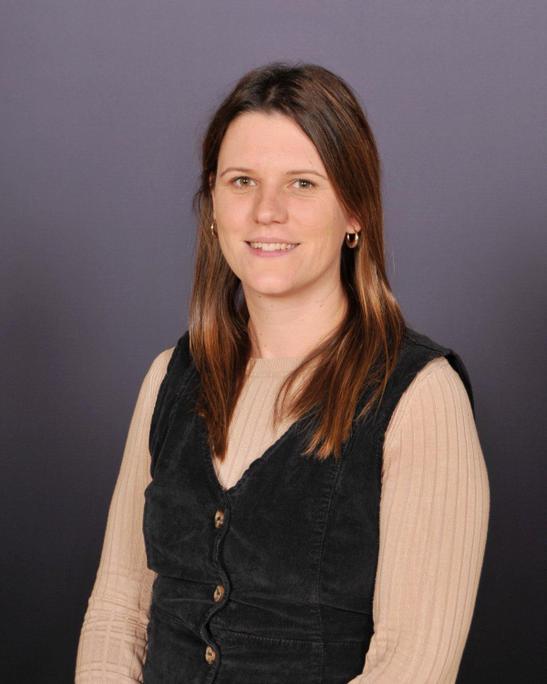 Mrs Hall, Year 3 Teacher