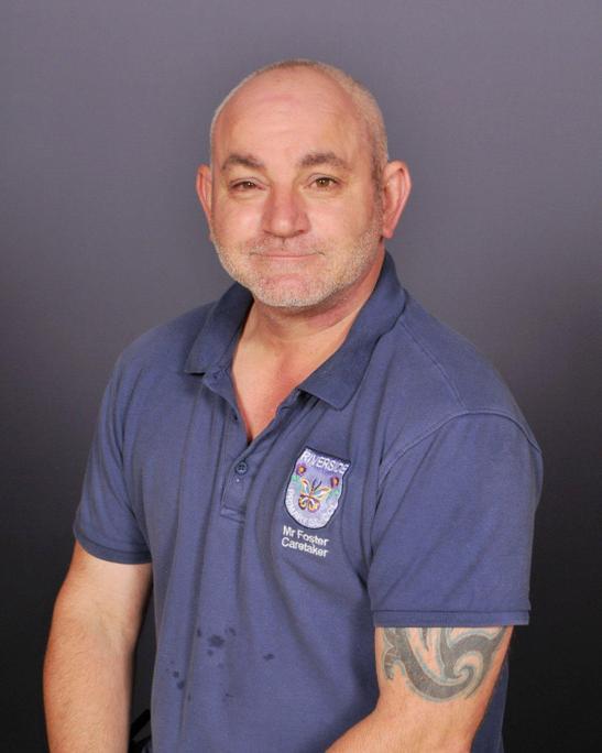 Mr Foster, Caretaker