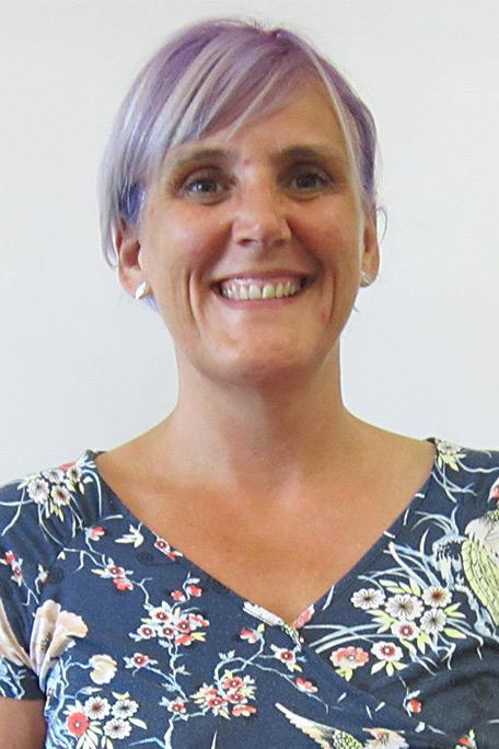 Ms Vasey, Music Teacher