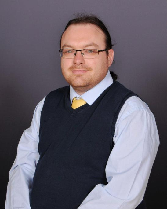 Mr Gibson, Year 4 Teacher