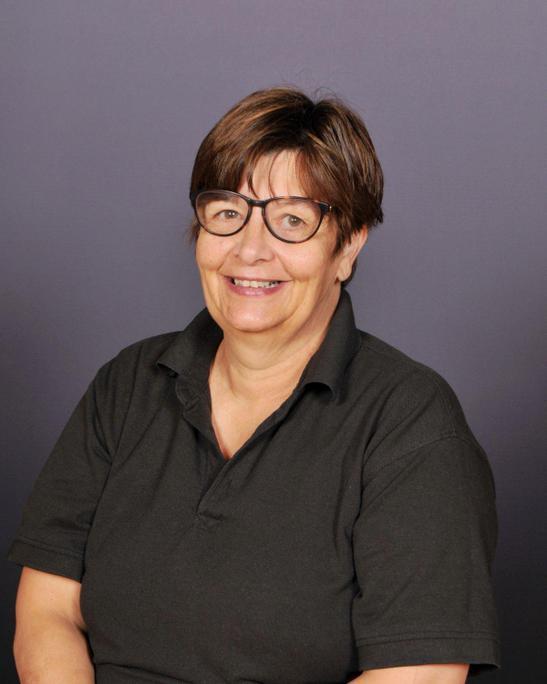 Mrs Blogg, Cook Supervisor