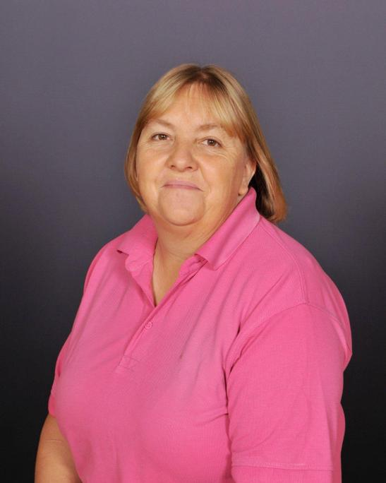 Mrs Taylor, Kitchen Assistant