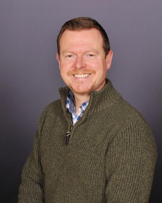 Mr Harker, Year 4 Teacher