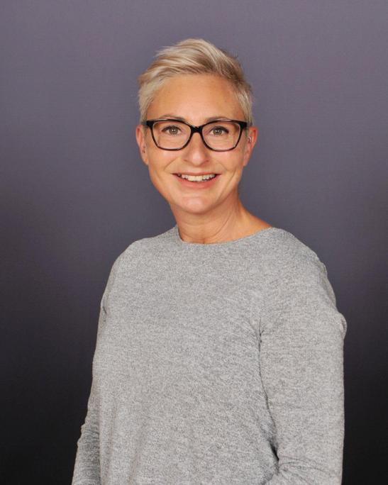 Mrs Badminton, Pastoral & Guidance Leader