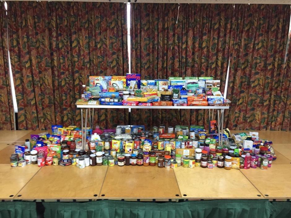 This year's Harvest Festival was a huge success!