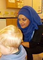 Saliha - Early Years Assistant