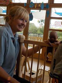 Leesa - Deputy Nursery Manager