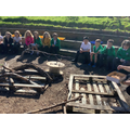 Digging for artefacts