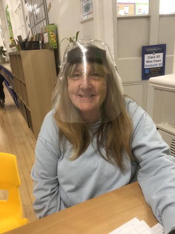 Mrs Parr
