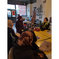 PCSO visit to ESOL class