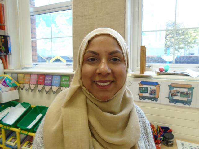 Mrs Manuar (Teaching Assistant )