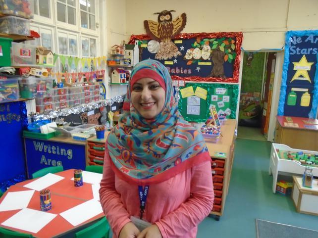 Mrs Shaz (HL Teaching Assistant)