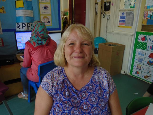 Mrs Burns ( Teaching Assistant)