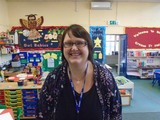 Miss Mathews (Teaching Assistant)