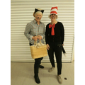 'Puss in Boots & a 'Cat in a Hat'