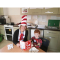 'Green Eggs & Ham' read by a 'Cat in the Hat'!