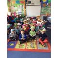 Our FANTASTIC Easter bonnets!