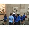 Our busy day at The British Museum