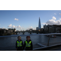 Our walk to the Thames