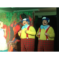 Tweedle Dum and Tweedle Dee were so funny.