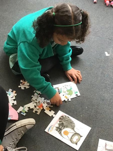 Excellent jigsaw work