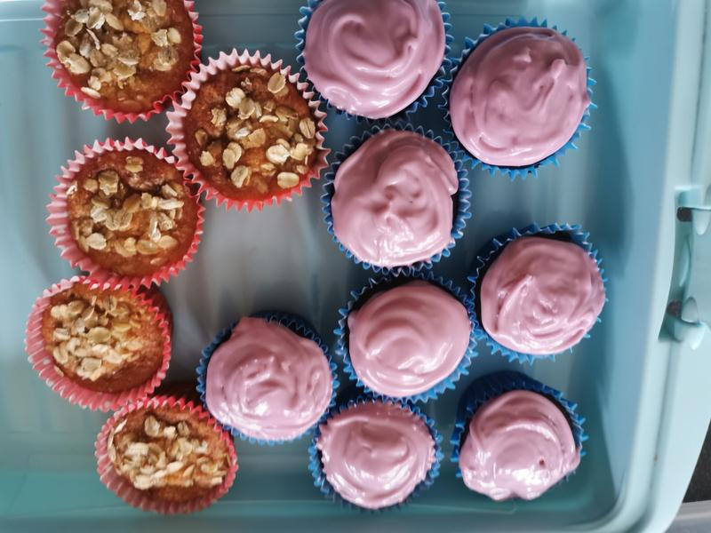 Charlotte's amazing baking!