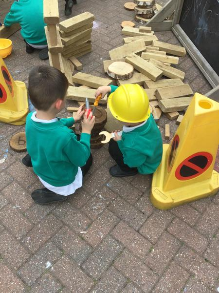 Role play and collaboration