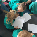 Supporting each other in their writing