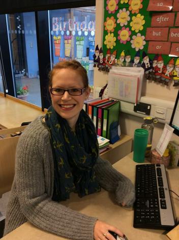 Helen Crawford (Inclusion Coordinator - SENCO)