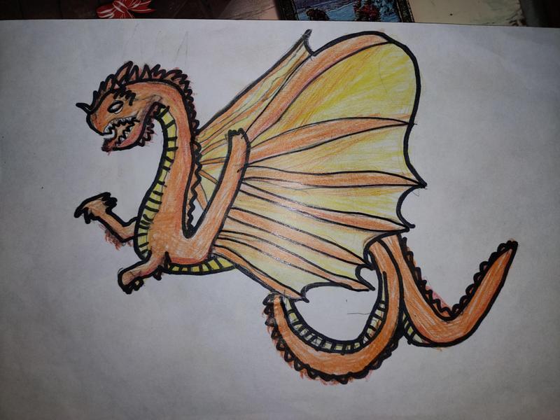 Olivier's dragon