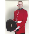 Corporal James Brookes of the Grenadier Guards