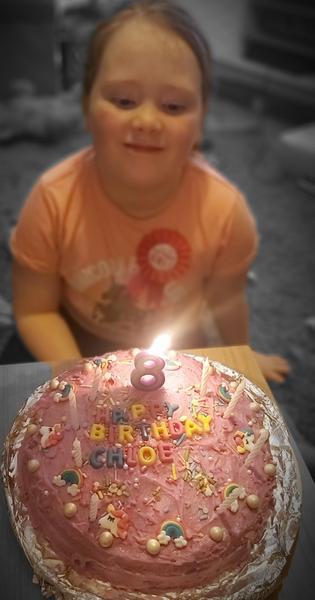 Happy Birthday to Chloe 1.2.2021