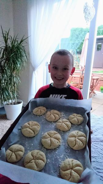 Cool baking!