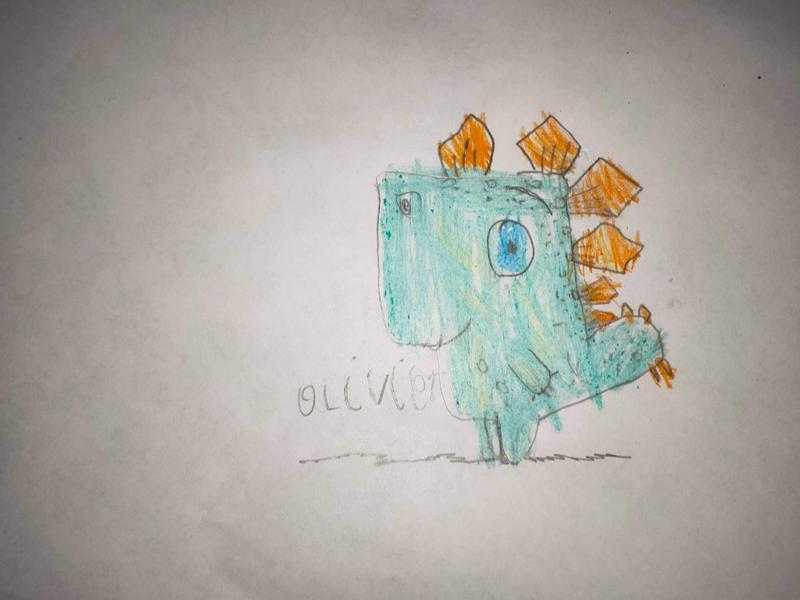 Olivier's Gregosaurus
