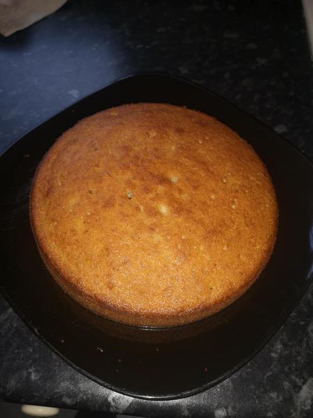 Lylah's been baking- yum!
